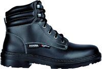 COFRA-SIOUX BIS, S3 CI, SRC, Winter-Sicherheits-Arbeits-Berufs-Schuhe, Hochschuhe, schwarz