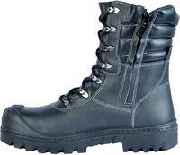 COFRA-New Mozambico S3 ÜK CI HRO SRC, Sicherheits-Arbeits-Berufs-Schuhe, schwarz