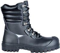 COFRA-New Ciad S3 ÜK CI HRO SRC, Sicherheits-Arbeits-Berufs-Schuhe, schwarz