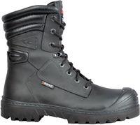 COFRA-Groenland S3 ÜK WR CI HRO SRC, Sicherheits-Arbeits-Berufs-Schuhe, schwarz