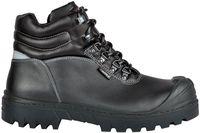 COFRA-BUILDING BIS S3 UK HRO SRC, Schweißer-Sicherheits-Arbeits-Berufs-Schuhe, Hochschuhe, schwarz