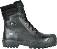COFRA-Boise S3 ÜK WR CI HRO SRC, Sicherheits-Arbeits-Berufs-Schuhe, schwarz