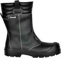 COFRA-SAVAI S3 ÜK CI SRC, Winter-Sicherheits-Arbeits-Berufs-Schuhe, schwarz
