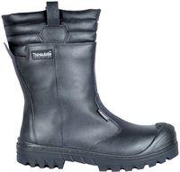 COFRA-New Malawi S3 ÜK CI HRO SRC, Sicherheits-Arbeits-Berufs-Schuhe, schwarz
