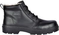COFRA-VANUATU S3 CI SRC, Winter-Sicherheits-Arbeits-Berufs-Schuhe, Hochschuhe, schwarz