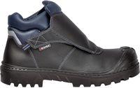 COFRA-WELDER BIS S3, ÜK, HRO SRC, Schweißer-Sicherheits-Arbeits-Berufs-Schuhe, schwarz