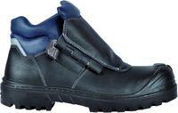 COFRA-SOLDER BIS S3, ÜK, HRO SRC, Schweißer-Sicherheits-Arbeits-Berufs-Schuhe, schwarz