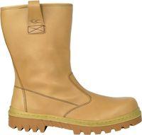 COFRA-MINDANAO S3 HRO SRC, Sicherheits-Arbeits-Berufs-Schuhe, beige
