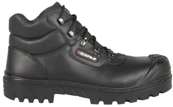 COFRA-S3-Sicherheitsschuhe, NEW SHEFFIELD UK, HI, CI, HRO, CR, SRC, hoch, schwarz