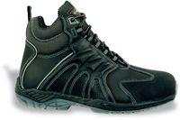 COFRA-BACk HAND S3 SRC, Sicherheits-Arbeits-Berufs-Schuhe, Hochschuhe, blau