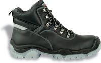 COFRA-BONN S3, SRC Sicherheits-Arbeits-Berufs-Schuhe, Hochschuhe, schwarz
