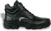 COFRA-LUTON S3 CI SRC, Winter-Sicherheits-Arbeits-Berufs-Schuhe, Hochschuhe, schwarz