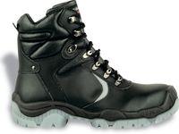 COFRA-TAMPERE S3 CI SRC, Winter-Sicherheits-Arbeits-Berufs-Schuhe, Hochschuhe, schwarz