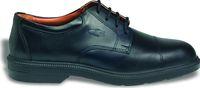 COFRA-EUCLIDE, Arbeits-Berufs-Schuhe, Halbschuhe, schwarz