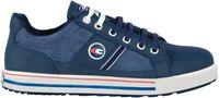 COFRA-COACH, S3, SRC, Sicherheits-Arbeits-Berufs-Schuhe, Halbschuhe, blau