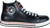 COFRA-DUNK, S3, SRC, Sicherheits-Arbeits-Berufs-Schuhe, Hochschuhe, schwarz