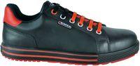 COFRA-FLEX, S3, SRC, Sicherheits-Arbeits-Berufs-Schuhe, Halbschuhe, schwarz