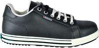 COFRA-THROW, S3, SRC, Sicherheits-Arbeits-Berufs-Schuhe, Halbschuhe, schwarz