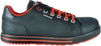 COFRA-TECHNICAL, S3, SRC, Sicherheits-Arbeits-Berufs-Schuhe, Halbschuhe, schwarz