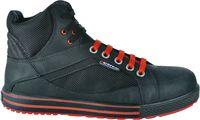 COFRA-FORWARD, S3, SRC, Sicherheits-Arbeits-Berufs-Schuhe, Hochschuhe, schwarz