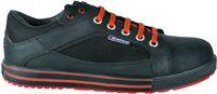 COFRA-DRAFT, S3, SRC, Sicherheits-Arbeits-Berufs-Schuhe, Halbschuhe, schwarz