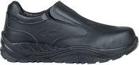 COFRA-HATA BLACK S3 CI SRC, Winter-Sicherheits-Arbeits-Berufs-Schuhe, halb,