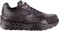 COFRA-WEAL, S3, CI, SRC, Winter-Sicherheits-Arbeits-Berufs-Schuhe, Halbschuhe, schwarz