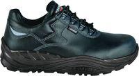 COFRA-LISSOME, S3, CI, SRC, Winter-Sicherheits-Arbeits-Berufs-Schuhe, Halbschuhe, schwarz