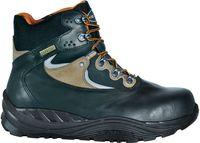 COFRA-DHANU, S3, CI, WR, SRC, Winter-Sicherheits-Arbeits-Berufs-Schuhe, hoch, schwarz