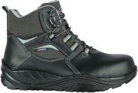 COFRA-SHODEN, S3, CI, SRC, Winter-Sicherheits-Arbeits-Berufs-Schuhe, Hochschuhe, schwarz