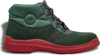 COFRA-DACHDECKER O3, Sicherheits-Arbeits-Berufs-Schuhe, Hochschuhe, braun