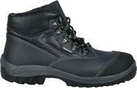 COFRA-BRUNO S3 SRC, Sicherheits-Arbeits-Berufs-Schuhe, Hochschuhe, schwarz/blau