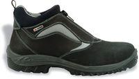 COFRA-BREST S3 SRC, Sicherheits-Arbeits-Berufs-Schuhe, Hochschuhe, schwarz