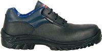 COFRA-BELGRADE, S3 SRC, Sicherheits-Arbeits-Berufs-Schuhe, Halbschuhe, schwarz