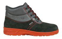 COFRA-DACHDECKER GREY, O3, SRC, FO, Arbeits-Berufs-Schuhe, hoch, grau