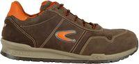 COFRA-YASHIN S3 SRC, Sicherheits-Arbeits-Berufs-Schuhe, Halbschuhe, braun