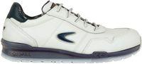COFRA-NUVOLARI S3 SRC, Sicherheits-Arbeits-Berufs-Schuhe, Halbschuhe, weiß