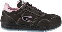 COFRA-ALICE, S3, SRC, Sicherheits-Arbeits-Berufs-Schuhe, Halbschuhe, schwarz