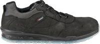 COFRA-BRADDOCK, S3, SRC, Sicherheits-Arbeits-Berufs-Schuhe, Halbschuhe, schwarz