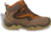 COFRA-ALPI S1 P HRO SRC, Sicherheits-Arbeits-Berufs-Schuhe, Hochschuhe, beige