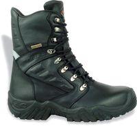 COFRA-FREJUS S3 WR CI HRO SRC , Sicherheits-Arbeits-Berufs-Schuhe, Schnürstiefel, schwarz
