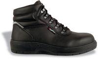 COFRA-ASPHALT S2 HRO HI, Sicherheits-Arbeits-Berufs-Schuhe, Hochschuhe, schwarz