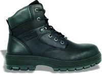 COFRA-FREEPORT S3 HRO SRC, Schweißer-Sicherheits-Arbeits-Berufs-Schuhe, Hochschuhe, schwarz