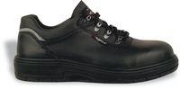 COFRA-PETROL S3 HRO HI, Sicherheits-Arbeits-Berufs-Schuhe, Halbschuhe, schwarz