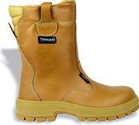 COFRA-MONTANA S3 CI HRO SRC, Sicherheits-Arbeits-Berufs-Schuhe, beige