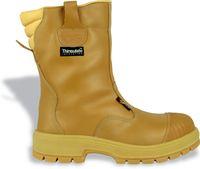 COFRA-SIBERIA S3 CI HRO SRC, Sicherheits-Arbeits-Berufs-Schuhe, beige