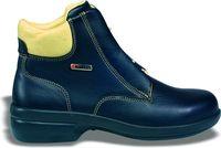 COFRA-ALEXIA S2, SRC, Sicherheits-Arbeits-Berufs-Schuhe, Hochschuhe, Damen, schwarz
