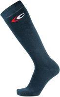 COFRA-BADEN LUNGA, Arbeits-Berufs-Socken, Winter Strümpfe, blau
