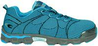 COFRA-BEACH SOCCER SKY S1 P SRC, Sicherheits-Arbeits-Berufs-Schuhe, Halbschuhe, blau