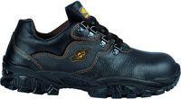 COFRA-NEW VOLGA S3 SRC, Sicherheits-Arbeits-Berufs-Schuhe, Halbschuhe, schwarz
